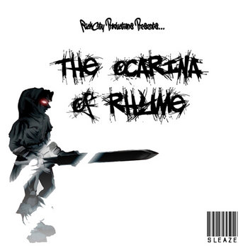 The Ocarina Of Rhyme cover art