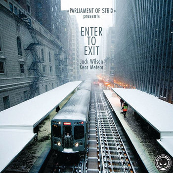 Jack Wilson x Keor Meteor - Enter To Exit cover art