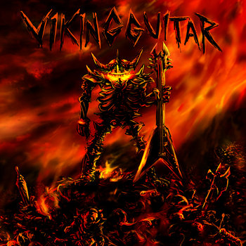 VikingGuitar cover art