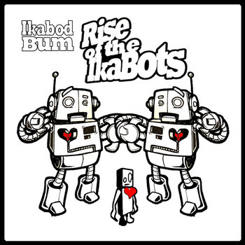 RISE of the IKABOTS cover art