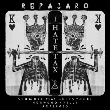 "Repajaro ""I Hate Tax"" EP [CRMSTR-07] cover art"