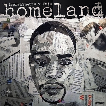 Homeland cover art