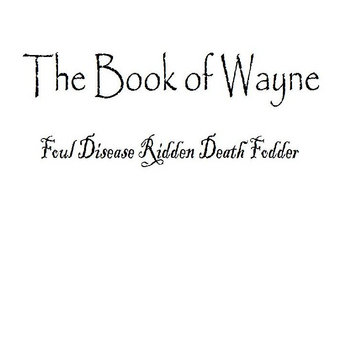 Foul Disease Ridden Death Fodder cover art