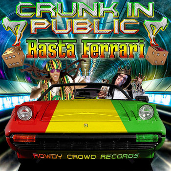 Rasta Ferrari cover art
