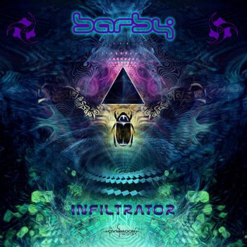 Infiltrator - BARBY (Ovnimoon Records) cover art