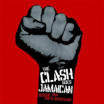 THE CLASH GOES JAMAICAN cover art