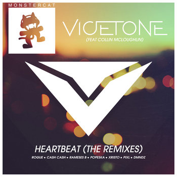 Heartbeat (The Remixes) cover art