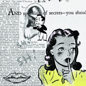 keep a secret cover art