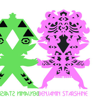 Benjamin Starshine cover art