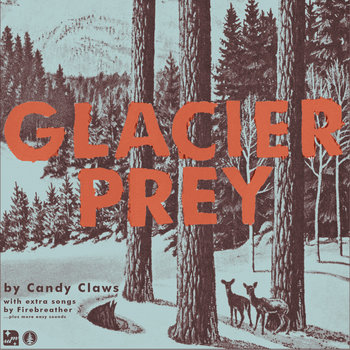 Glacier Prey cover art