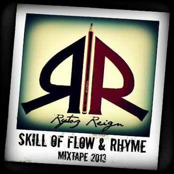 Skill of Flow & Rhyme Mixtape cover art