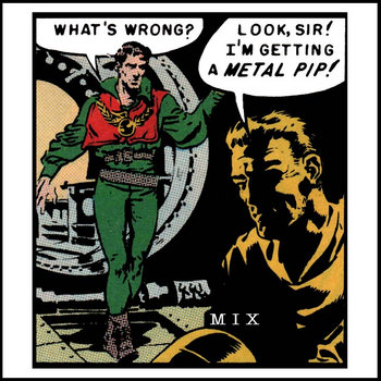 METAL PIP! MIX cover art