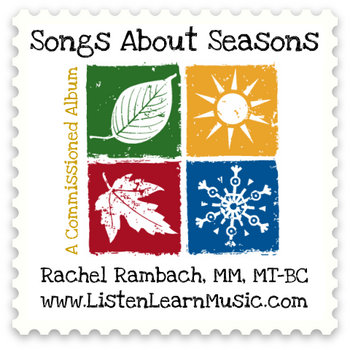 Songs About Seasons cover art