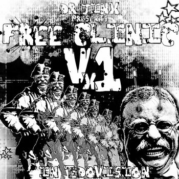 Free Clinic V.1  (COSMBSS002) cover art