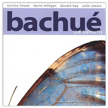 The Butterfly cover art