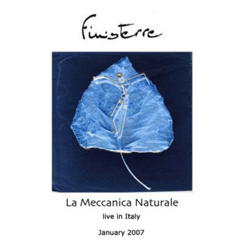 La meccanica naturale Live in Italy 2007 (digital only) cover art