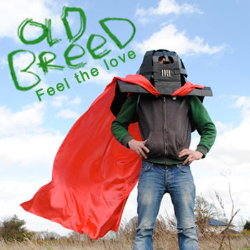 Feel the love cover art