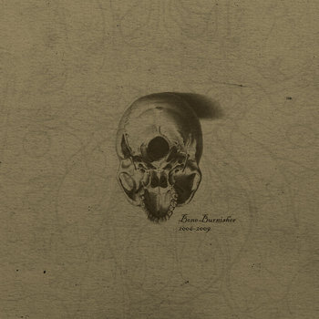 Bone Burnisher: 2006-2009 cover art