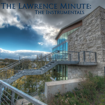 The Lawrence Minute: The Instrumentals cover art