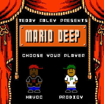 Mario Deep cover art