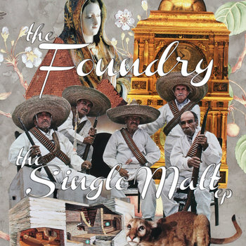 THE SINGLE MALT EP cover art