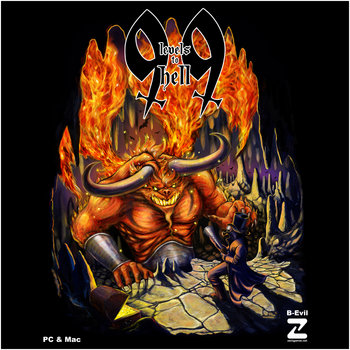 99 Levels To Hell OST cover art