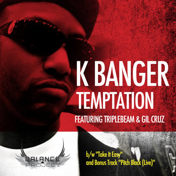 Temptation featuring Triplebeam and Gil Cruz cover art