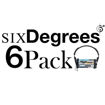Six Degrees 6 Pack Pt. 1 cover art