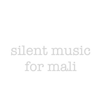 silent music for mali cover art