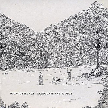 Landscape and People cover art