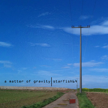 A matter of gravity cover art