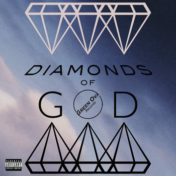Diamonds Of God EP cover art