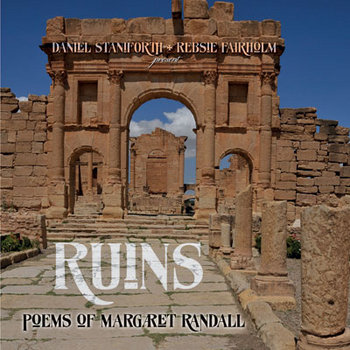 RUINS:Poems of Margaret Randall cover art