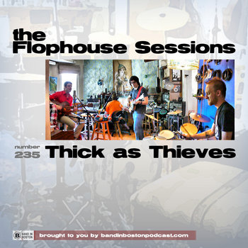 #235: Thick as Thieves cover art