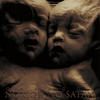 NO GOD, NO SATAN cover art