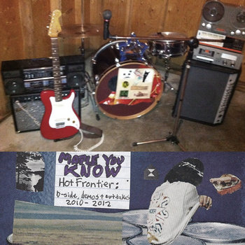 Hot Frontier: B-Sides, Demos and Outtakes 2010-2012 cover art