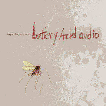 BATTERY ACID AUDIO cover art