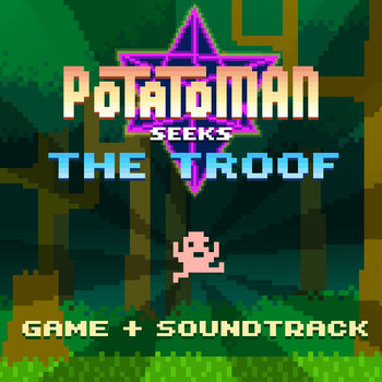 Potatoman Game and Soundtrack cover art