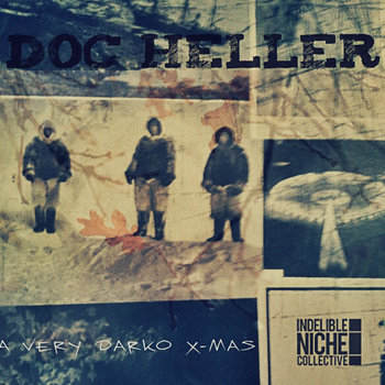 A Very Darko X-Mas cover art