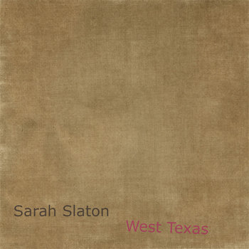 West Texas EP cover art