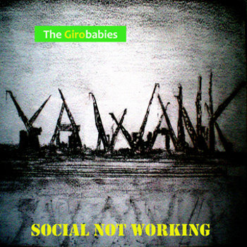 Social Not Working cover art
