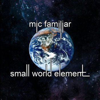 Small World Element - Single cover art