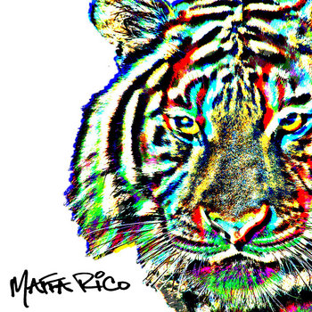 Maffa Rico EP cover art