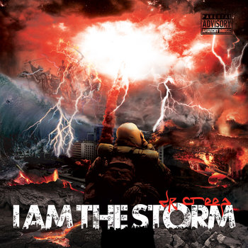 I AM THE STORM cover art