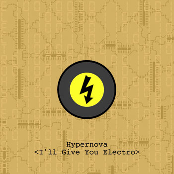 I&#39;ll Give You Electro cover art
