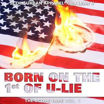 Born on the 1st of U-Lie - The Scope Tape Vol. 1 cover art