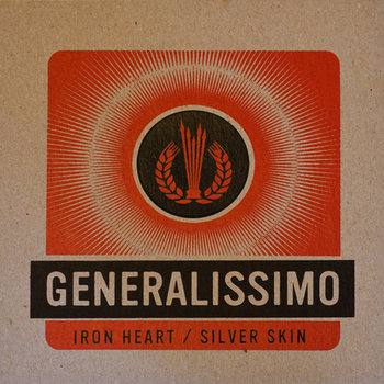 Iron Heart / Silver Skin cover art