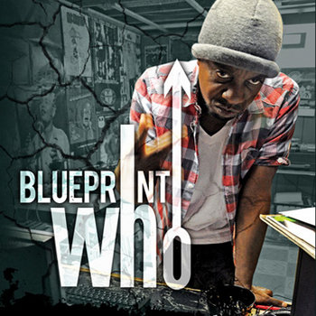 Blueprint Who cover art
