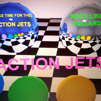Action Jets cover art
