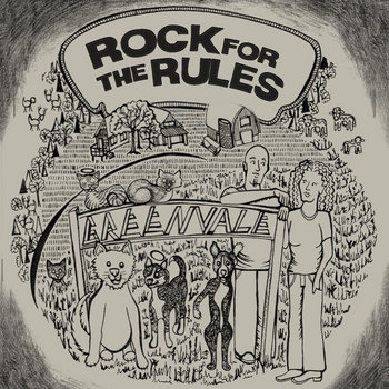 Rock for the Rules cover art